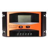 Regulator solarny SOL 10A LCD