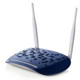 ROUTER TP-LINK TD-W8960N ADSL2+ 300MBPS