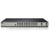 SWITCH NETIS 28-PORT PE6326