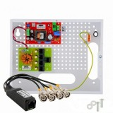SYSTEM DO 4 KAMER xHD ATTE AN-4-ISO-E