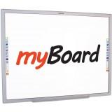 """Tablica interaktywna dotykowa myBoard Silver 84""""S"""
