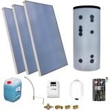 Zestaw Solarny do ogrzewania CWU zbiornik 300l