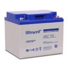 "Akumulator AGM ULTRACELL UL 12V 40AH ""żelowy"""