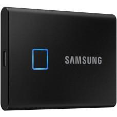 Dysk zewnętrzny SSD Samsung Portable Touch T7 500GB USB3.2 GEN.2 BK