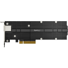 KARTA ROZSZERZEŃ COMBO SYNOLOGY E10M20-T1 10 GbE SFP+ / SSD M.2