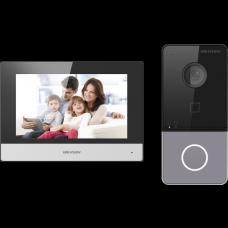 Zestaw wideodomofonowy DS-KIS603-P (B) Hikvision