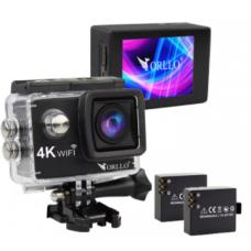 Kamera Sportowa 4K Wifi ORLLO XPRO-GO+
