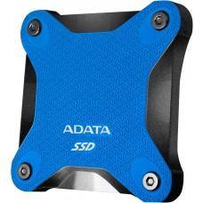 DYSK ZEWNĘTRZNY ADATA SSD External SD600Q 240GB USB3.1 Blue
