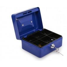 Kasetka metalowa RED EAGLE BOX-150 na pieniądze