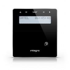 Manipulator bezprzewodowy z czytnikiem zbliżeniowym SATEL INT-KWRL2-BSB - dla systemów INTEGRA Czarny
