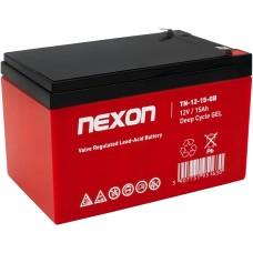 Akumulator Nexon VRLA GEL 12V 15Ah