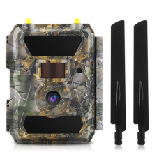 Kamera Leśna FOTOPUŁAPKA GPS 4.0CG MMS FILM LTE 4G 100°