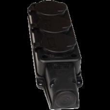 LISTWA GUMOWA 3X250V IP54 VIPLAST 353-05