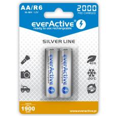 Akumulatorki everActive R6/AA Ni-MH 2000 mAh (box 2szt)