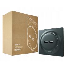 FIBARO Walli N USB Outlet (antracyt)