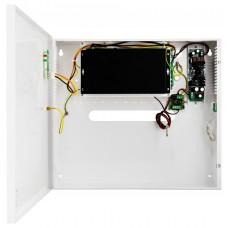 Switch 10-portowy S108-B z zasilaczem buforowym do 8 kamer IP Pulsar