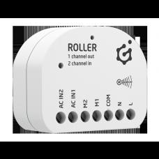 GRENTON - ROLLER SHUTTER, Z-Wave