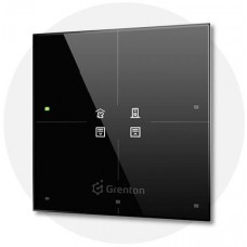 GRENTON - SMART PANEL 4B, OLED, TF-bus, CZARNY (2.0)