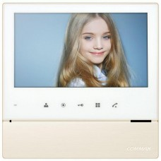 "Monitor CDV-70H WHITE COMMAX 7"" z serii ""Fine View"" z doświetleniem LED, 230V AC"