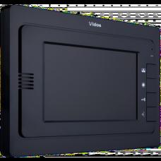 Monitor wideodomofonu VIDOS M323B Sterowanie bramą