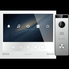 LUMI zestaw wideodomofonowy S2