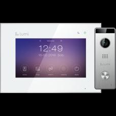 LUMI zestaw wideodomofonowy S4