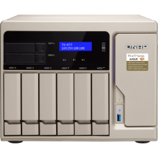 SIECIOWY SERWER PLIKÓW NAS QNAP TS-877-1600-8G