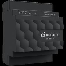 GRENTON - DIGITAL IN 6+3, DIN, TF-Bus (2.0)