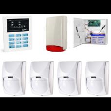 Alarm Satel CA-5 LED, 4xBingo, syg. zew. SPL-5010R