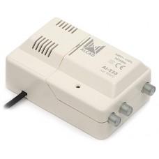 Wzmacniacz Alcad AL-223 VHF-UHF 1we/2wy szerokopasmowy
