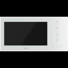 ACO GLASS-PRO-7 WH Monitor Familio COMO PRO 7''