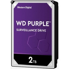 DYSK WD PURPLE 2TB PURX