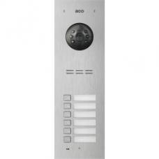 ACO COMO-PRO-V6 panel natynk 6-lokatorski z czytnikiem zbliżeniowym podtynkowy