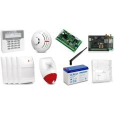 ALARM SATEL VERSA 5 LCD, 4xAQUA PLUS/1xTSD, SP-500, GPRS-A