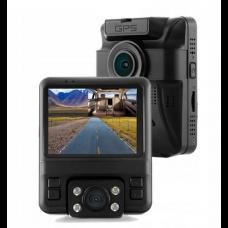DUALNA KAMERA SAMOCHODOWA GS66H TAXI GPS FULL HD Kamera Tylna