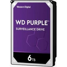 DYSK WD PURPLE 6TB PURX