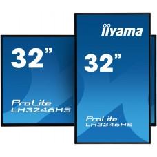 "Monitor LED IIYAMA LH3246HS-B1 32"" 24/7"