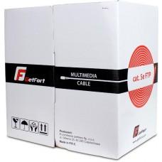 KABEL GETFORT CAT.5E F/UTP PVC SKRĘTKA 305M