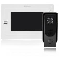 Wideodomofn COMWEI Z1W biały monitor