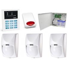 Alarm Satel CA-5 LED, 3xBingo, syg. zew. SPL-5010R