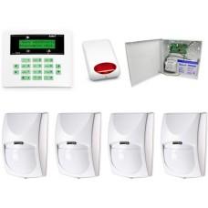 Alarm Satel CA-5 LCD, GSM, 4xBingo, syg. zew. SPL-5010R