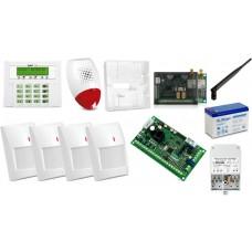 ALARM SATEL VERSA 5 LCD, 4xAQUA PLUS, SP-500, GPRS-A