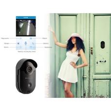 OUTLET: Wideodomofon Ferguson IP Doorbell HD FS1DB - Inteligentny dom (OUTLET)