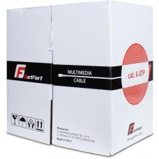 KABEL GETFORT CAT.6 U/UTP PVC SKRĘTKA 305M