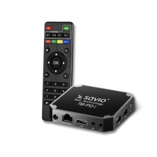 Savio Smart TV Box Premium One 2/16 TB-P01