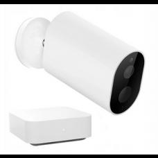 OUTLET: IMILAB XIAOMI Kamera IP FHD ZEWNĘTRZNA AKU +bramka (OUTLET)