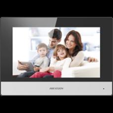 Monitor wideodomofonu HIKVISION DS-KH6320-WTE2 CZARNY
