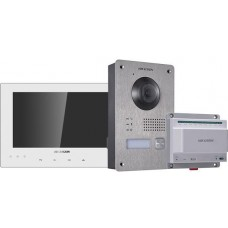 Zestaw wideodomofonowy HIKVISION DS-KIS701/EU-W