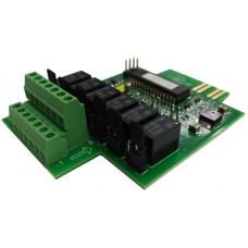 MODUŁ AS/400 TERMINAL DLA UPS POWERWALKER VFI TG/TGB/TGS