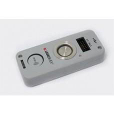 Laskomex ISD-02A Zestaw interfejsu ISD-02A w etui (Interfejs ISD-02,5xMLX,przewód łączący, kabel mini USB B 5pin - USB A, płyta z oprogramowaniem ISD-02 na PC) Widnows XP.